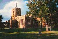 Picture of St Mary the Virgin, Gamlingay